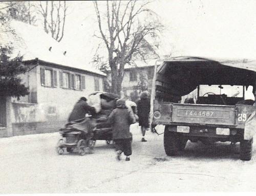19456 Alsace- Obernai - Véhicule du BM X - Paul GaujacI