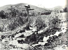 1944 -Iitalie légionnaires 1er BLe tué 22 mai dans le secteur Monte Leucio - Gaujac ecpa