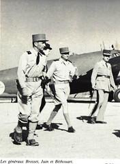 1944 - Italie- Gal Brosset-Gaujac