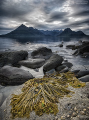 The Cuillin - Skye photo by Michael Carver Photography