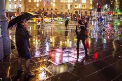 Colors of a Rainy Night photo by Dovid100