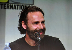 The Walking Dead panel - Andrew Lincoln aka Rick Grimes photo by warriorwoman531