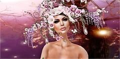 # 72 # It's time to Sakura Daydream @ Boudoir & Mendoza skin @ EGOZY photo by peraldi Writer ♥Allen♥
