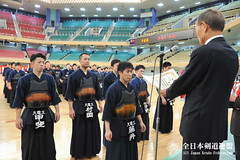 57th All Japan Corporations and Companies KENDO Tournament_057