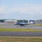 F18 getting ready for take off<br/>19 Jul 2014