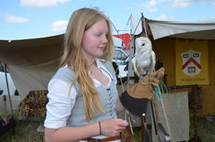 Falconry at South Glos show photo by sophie_merlo