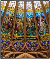 New Orleans Louisiana ~  St. Patrick's Church ~ Historical Church photo by Onasill ~ Bill Badzo