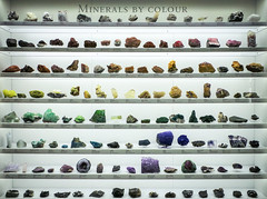 Minerals by Colour photo by Theen ...