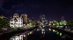 Hiroshima Atomic Bomb Dome, 原爆ドーム、広島 photo by Aleksi M