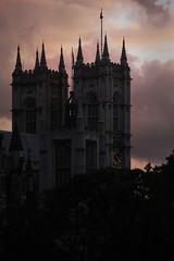 Westminster Abbey photo by Saboooooooo
