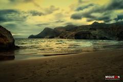 El atardecer del Monsul. / Sunset on Monsul. - San José - Cabo de Gata photo by Miguel Angel SGR