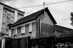 Lonely House - Analog photo by Amelien (Fr)