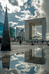 La défense photo by Julianoz Photographies