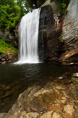 Looking Glass Falls photo by pvarney3