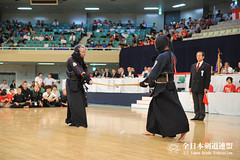 49th All Japan DOJO Junior KENDO TAIKAI_106