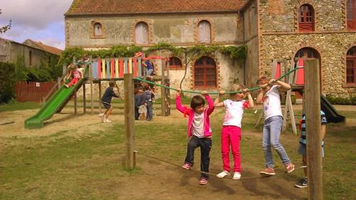 Sortie au Château des Aventuriers
