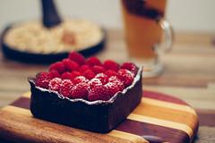 Torta leggera al cioccolato photo by Nieri Da Silva