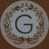 Garland Letter G