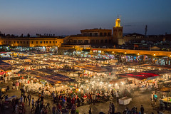Place Jemaa El Fna photo by Jano Silva DC