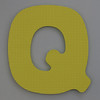 Foam Play Mat Letter Q