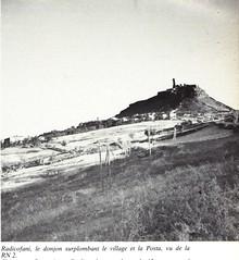 1944- Italie -  Radicofani - Gaujac