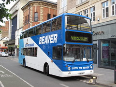 X48 UAO: Granby Street, Leicester, 01/06/2014 photo by 47609FireFly