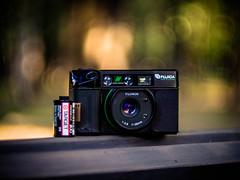 Camera Fujica DL-100 photo by Andrey  B. Barhatov