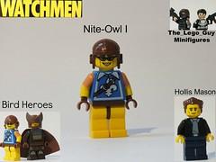 Watchmen: Nite-Owl I photo by The_Lego_Guy