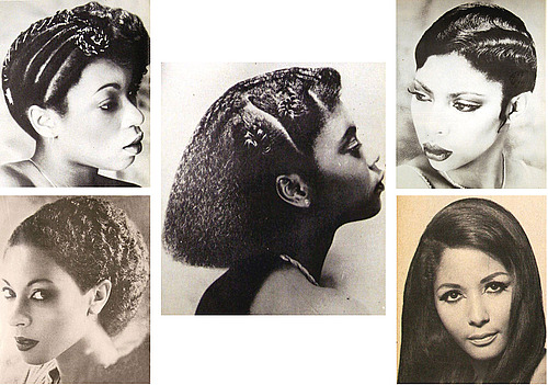 The History Of African American Women's Hair I