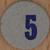 TSL LOTTO number 5
