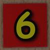 Sudoku Kids Digit 6