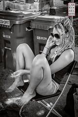 Street Portrait - Musician photo by selmanphotos