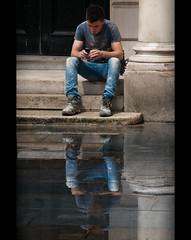 Reflective photo by Stuart-Lee