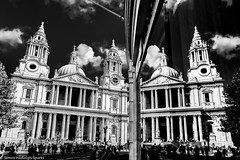 St Paul's Cathedral - Mirror Mirror (On Explore 10th Sept 2014) photo by Simon & His Camera