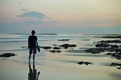 """Impression, soleil couchant - """"A la Monet"""" photo by Sophie Villerot"""