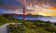 Golden Gate Bridge photo by Michael Lawenko dela Paz