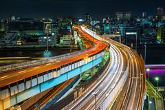 Tokyo Highways photo by Sandro Bisaro