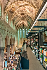 Most beautiful bookshop in the world photo by Roberto Braam