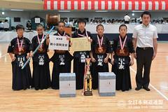 25th JR-EAST junior KENDO Tournament_058