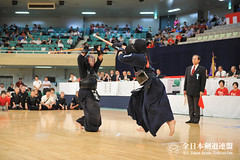 49th All Japan DOJO Junior KENDO TAIKAI_109
