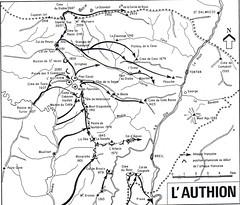 1945 Authion- journal Roya Bevera 32 juin 95 - document BERAUD