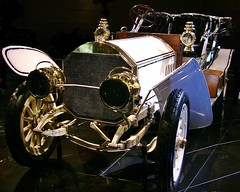 Mercedes-Benz-Museum, Mercedes-75 PS Doppelphaeton Bj. 1902, 75074/3804 photo by roba66 (in hospital)