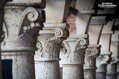 Architettura classica - Loggiato di Piazza del Popolo - Ascoli Piceno photo by endriudb