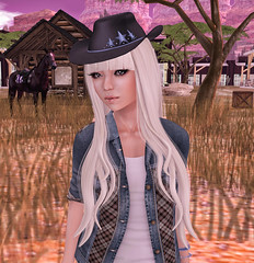[^.^Ayashi^.^] Cowgirl hair special for Wild West Fair photo by Ikira Frimon
