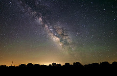 Milky Way & Airglow photo by Harles99