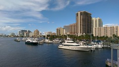 Fort Lauderdale captured with my HTC One M8 smartphone. photo by Daniel Piraino