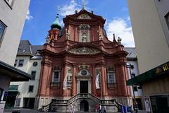 Würzburg church photo by barnyz
