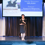 Dr. Taub speaking at annual Skin For Life 2014