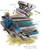 Machine impression Synchroprint bis