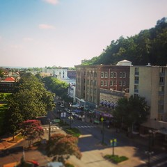 View from our room. #hotsprings #arlingtonhotel photo by windybug
